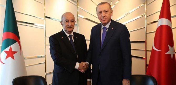Cezayir: Libya'da Türkiye İle Hareket Edeceğiz