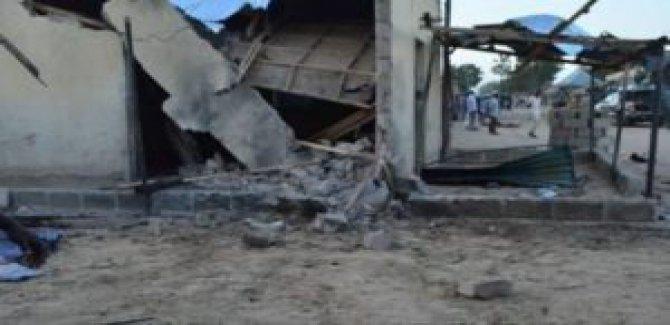 Sabah Namazında Camiye İntihar Saldırısı