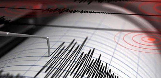 İstanbul'un ardından Ankara'da da deprem