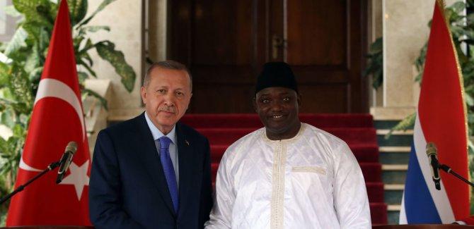 Erdoğan: Hafter'in barış diye bir derdi yok
