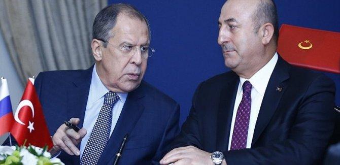 Lavrov: Türkiye ile mutabakat sağlandı