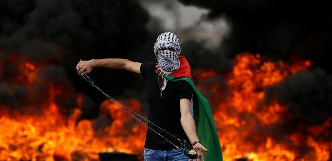 'ABD, Arap ülkelerini kullanarak Filistin'e baskı yapacak'