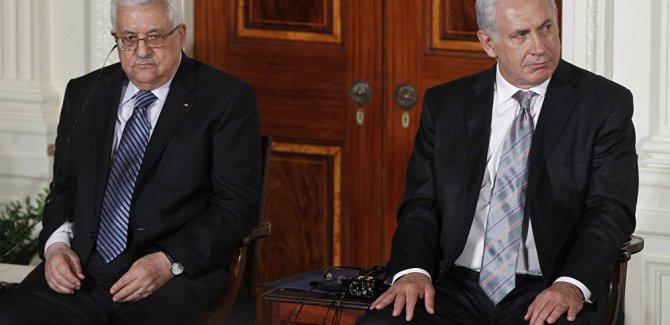 Abbas, Netanyahu'ya sert ifadelerle dolu bir mektup gönderdi