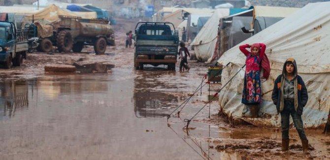 Almanya'dan Kızılay'a 25 milyon euroluk İdlib yardımı