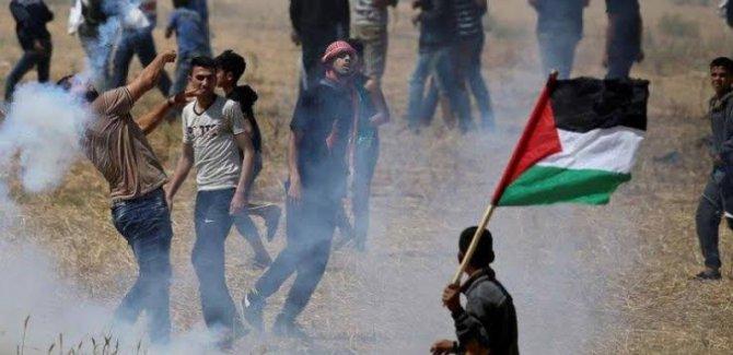 ''Filistin Satılık Değil''