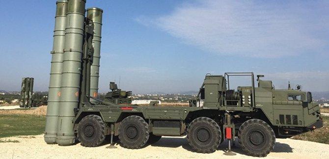 Rusya: S-500 bu yıl orduya sevkiyata hazır olacak