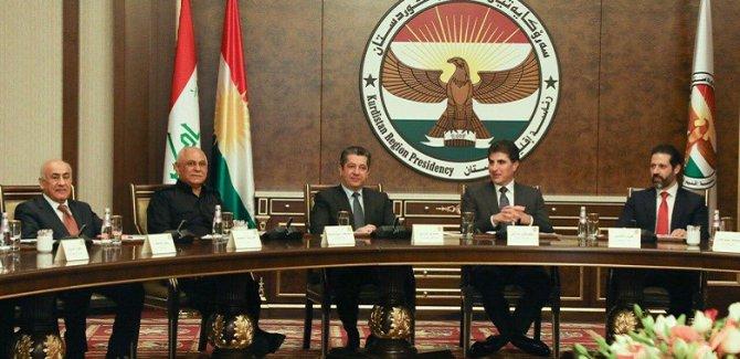 Başbakan: Irak'ta yeni hükümet anayasal çözüme bağlı olmalı