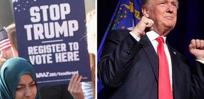 Af Örgütü: Trump'ın Göçmen Politikası İnsanlık Dışı