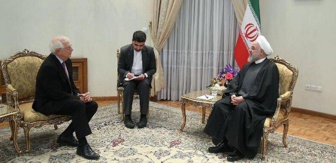 Ruhani: Sözler tutulursa taahhütlere döneriz