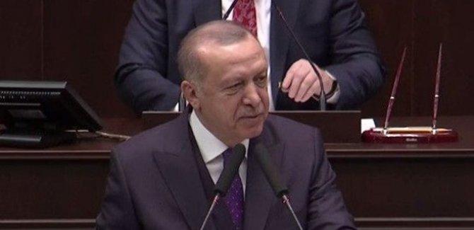 Erdoğan: İdlib'deki saldırı Suriye'de yeni bir dönemin miladıdır