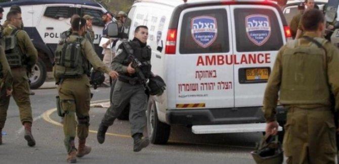 İşgal Edilen Kudüs'te Kanlı Gün
