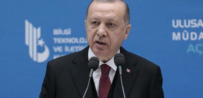 Erdoğan: Sosyal medya tam bir çöplük haline dönüşmüştür