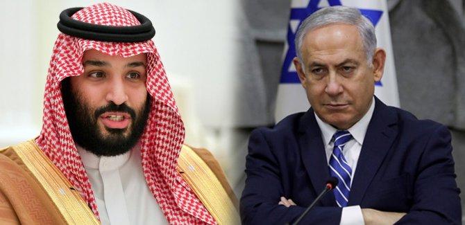 ABD, Netanyahu ile Prens Selman'ı görüştürmeye çalışıyor