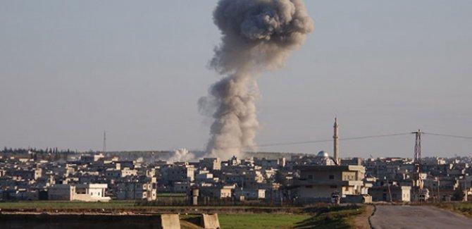 NATO'dan Rusya ve Esed rejimine 'saldırıları durdurun' çağrısı