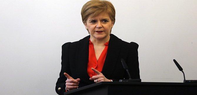 Sturgeon: Bağımsız bir ülkeye ihtiyacımız var