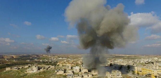 BM:İdlib mezarlığa döner!
