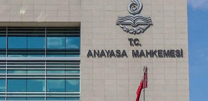 Anayasa Mahkemesi 6 parti hakkında suç duyurusunda bulunacak