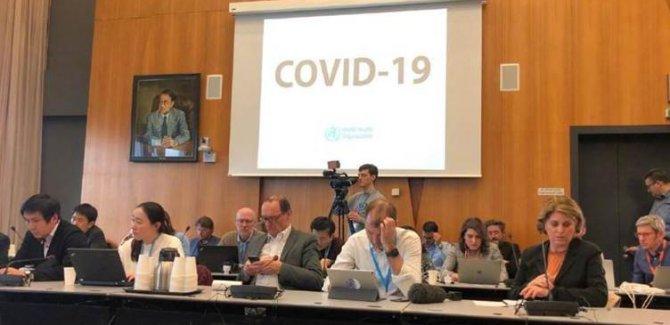 """DSÖ yeni tip koronavirüsün adını """"Covid-19"""" olarak değiştirdi"""
