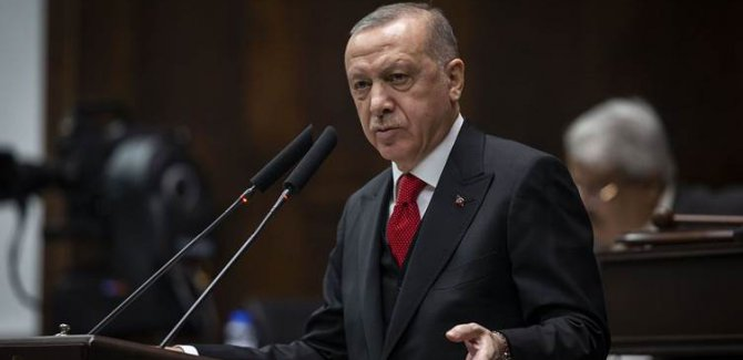 Erdogan: Em dê li herî derî li hêzên Sûriyê bixin