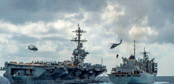 ABD, ağır silah dolu İran gemisine el koydu