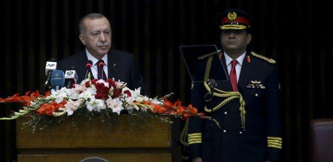 Erdoğan: Dün Çanakkale bugün Keşmir, hiçbir farkı yok
