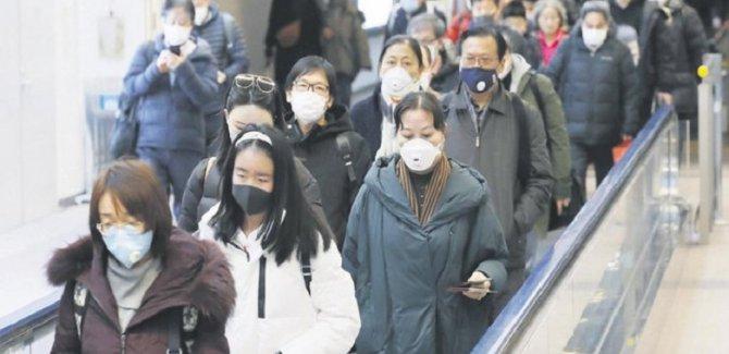 Koronavirüs 64 binden fazla kişiye bulaştı