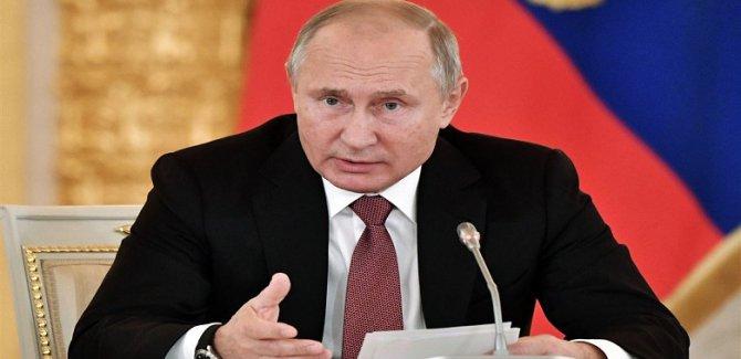 Putin'den İdlib toplantısı