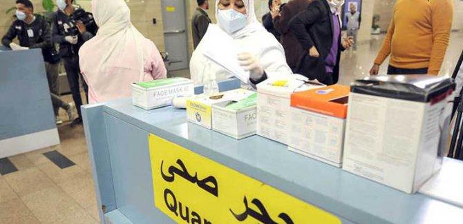 Mısır'da ilk yeni tip koronavirüs vakası tespit edildi