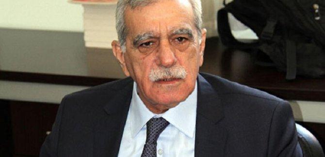 Ahmet Türk beraat etti