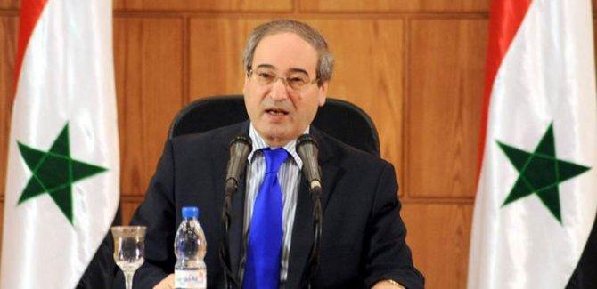 Suriye: Özerk yönetimi tamamıyla reddediyoruz