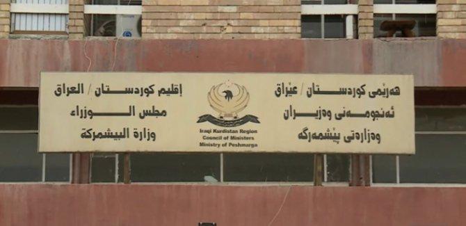 Peşmerge Bakanlığı'ndan Irak hükümetine 8 maddelik öneri