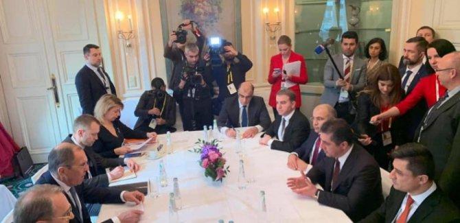 Barzani'den Lavrov'a:Suriye'de Kürtlerin haklarını gözetin