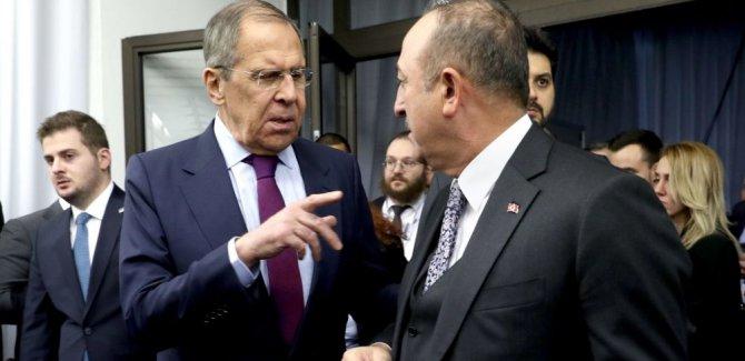 Rusya: Çavuşoğlu, tedbirlerin alındığına dair güvence verdi