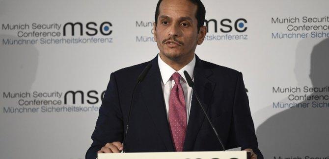 Katar: Müzakereler askıya alındı