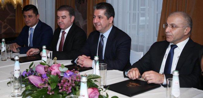 Barzani ve Çavuşoğlu bugün biraraya gelecek