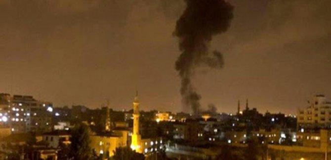İsrail'den Gazze'ye Terör Saldırısı