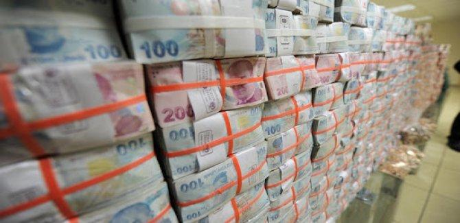 Ocak ayında bütçe 21.5 milyar lira fazla verdi