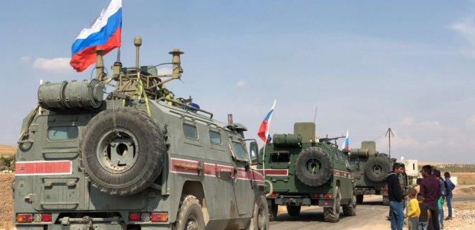Rusya ile Türkiye yeniden ortak devriyeye başladı