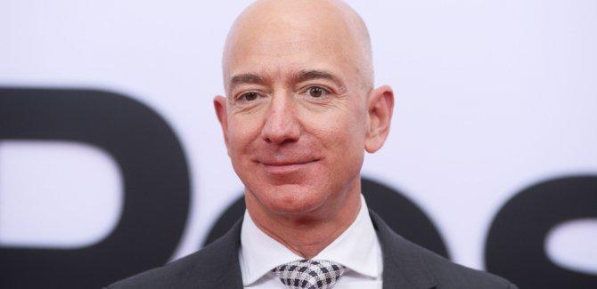 Dünyanın en zengini Bezos iklim değişikliğiyle mücadeleye 10 milyar dolar bağışlıyor