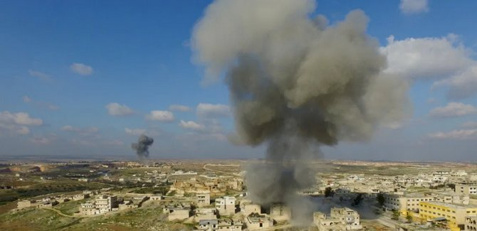 BM'den İdlib çağrısı: İnsani koridorlar oluşturulsun