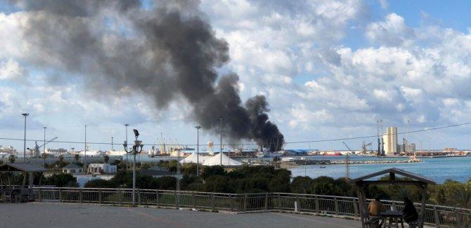 Hafter Ordusu: Türkiye'ye ait gemiyi vurduk
