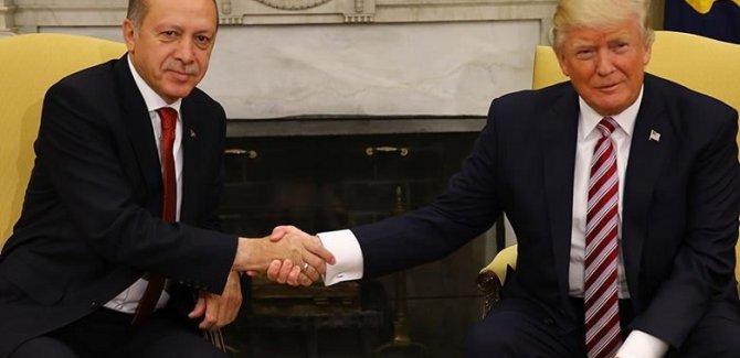Trump ve Erdoğan'dan İdlib görüşmesi