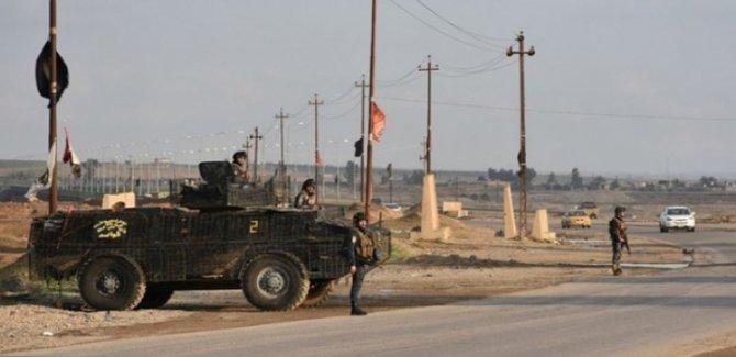 IŞİD Kerkük'te Saldırdı