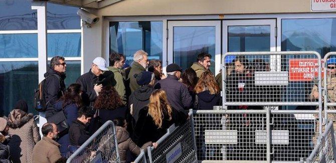 Gezi'ye beraat veren mahkeme üyelerine soruşturma