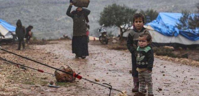 BM: İdlib'de sivillerin kaçabilecekleri bir yer kalmadı