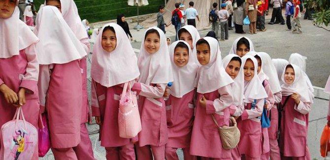 İran'ın Kum kentinde koronavirüs nedeniyle okullar tatil edildi