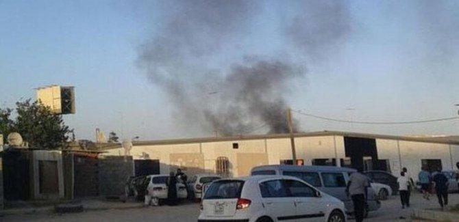 AB: Libya'da çatışmalar acilen durmalı