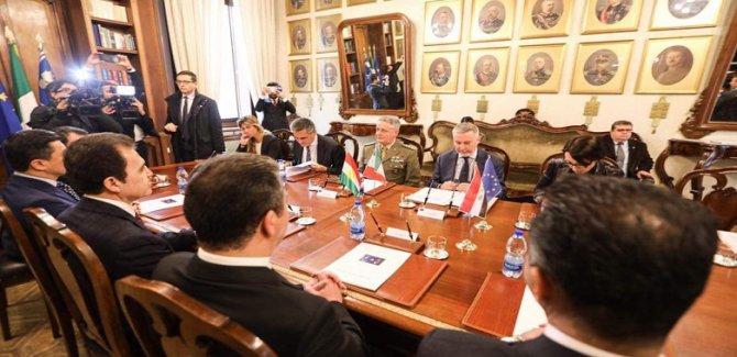 İtalya'dan Peşmerge'ye destek sözü