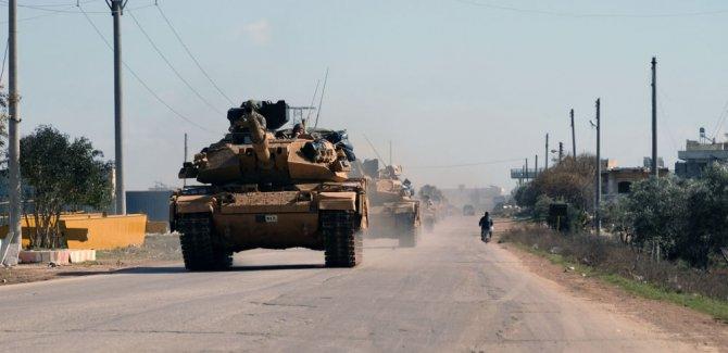 TSK tank ve komandoları, Suriye ordusu elindeki cephelere intikale başladı
