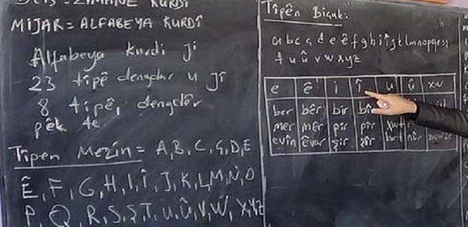 Dilbilimciler: Kürtçe eğitim dili olmak zorunda